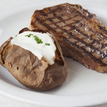 Biftek me mozzarella