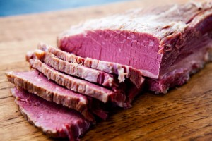 Mish viçi në kripë