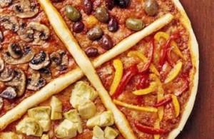 Pica Quattro Stagion (katër stinët)