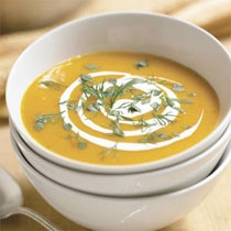 Supë krem-karota