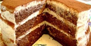 Tiramisu me kek