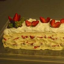Tortë me dredhëza