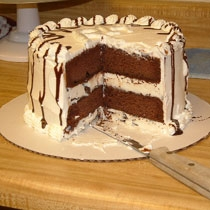 Tortë me krem