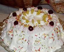 Torte ananasi