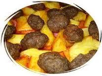Salcë për qofte ose patate