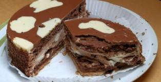 Tortë me çokollatë milka