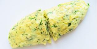omlet-francez